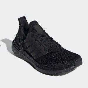 adidas UltraBOOST 20 Triple Black